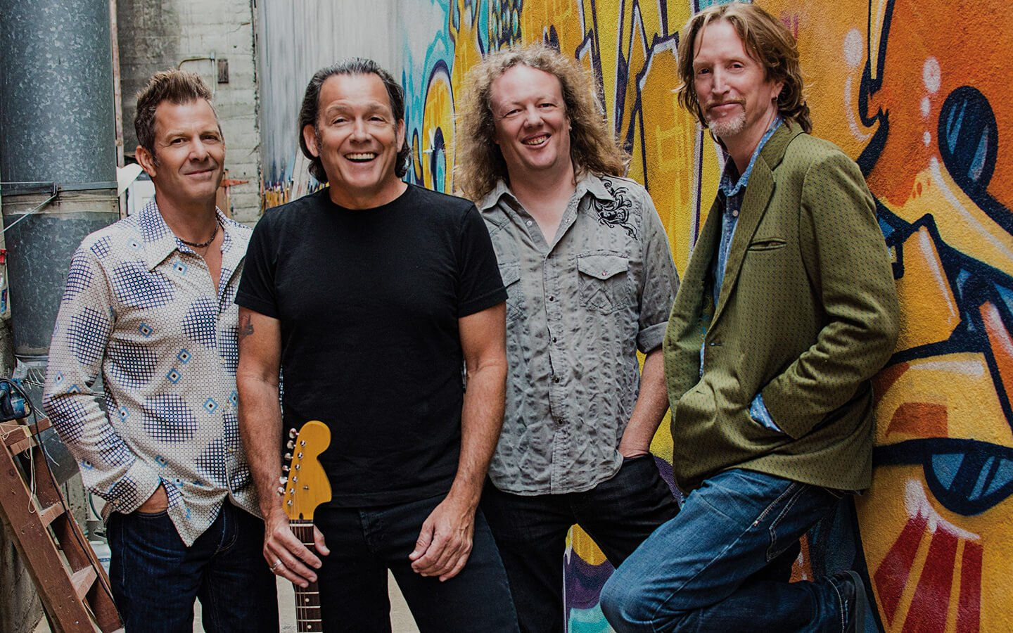 TOMMY CASTRO & THE PAINKILLERS (USA) + SUPPORT