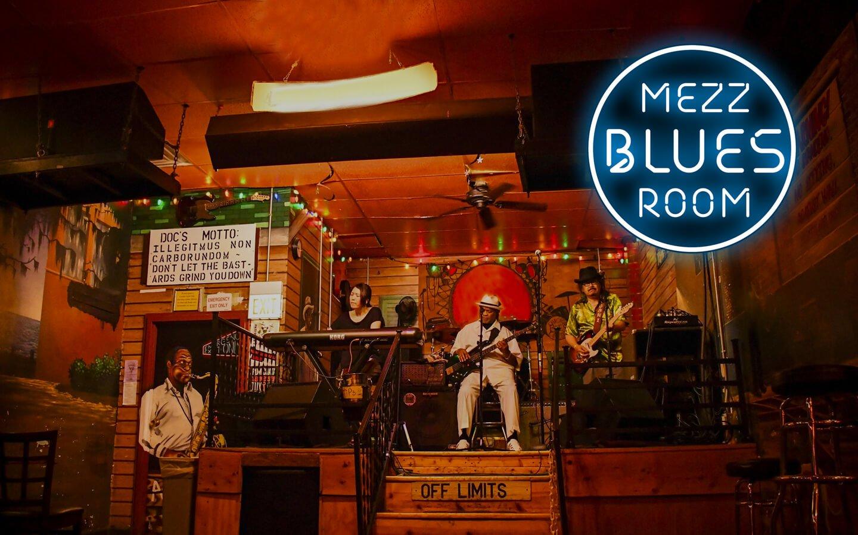 MEZZ Blues Room